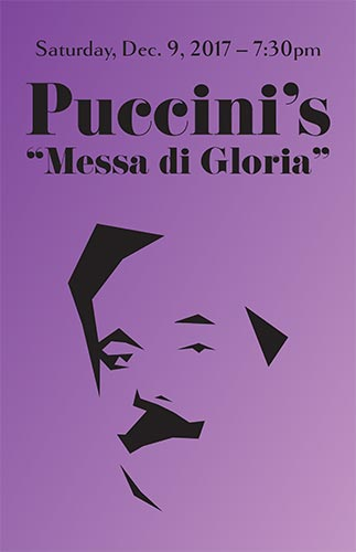 "Puccini's ""Messa di Gloria"""
