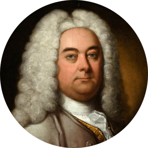 MESSIAH, Part II & III – George Frideric Handel